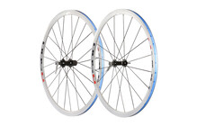 Shimano WH-R501-30 700C Wheelset, blanc